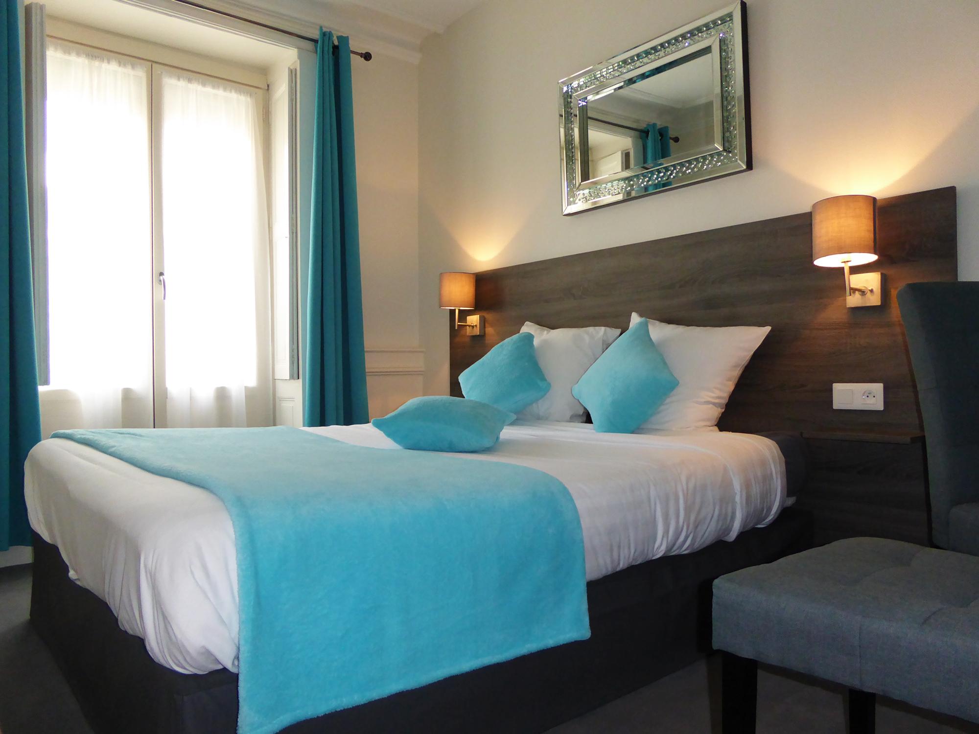 Chambre-double-hôtel-rennes